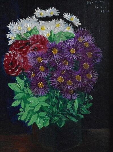 Moise Kisling, 'Bouquet', 1948