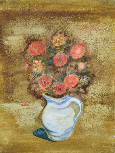 Jankel Adler, 'Flower Still Life', ca. 1928