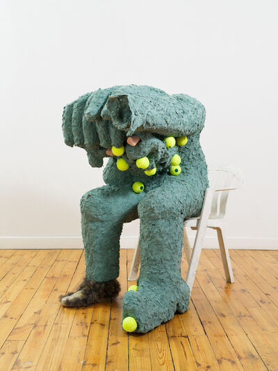 Nicolas Momein, 'Paradoxe du coiffeur', 2019