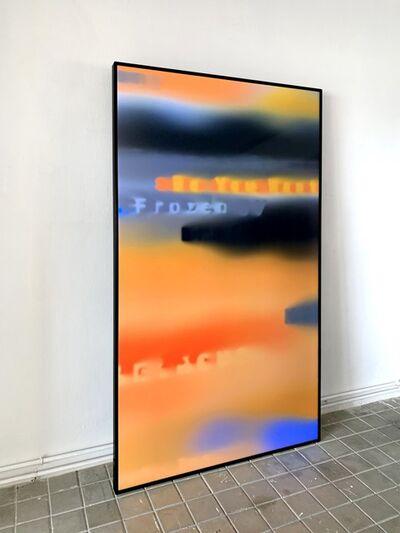 Daniel Canogar, 'Loom', 2020