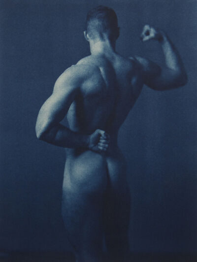 John Dugdale, 'The Flex of His Waist', 1998