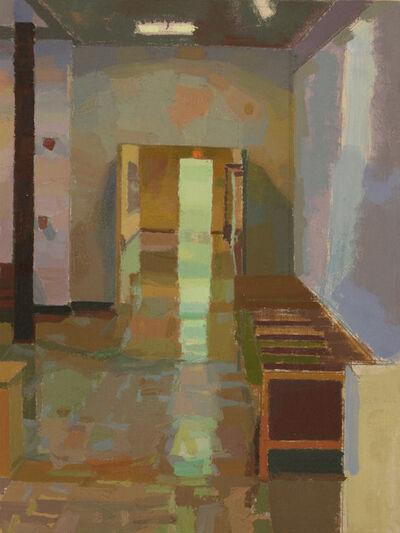 John Lee, 'Blue-Green Shadow', 2013
