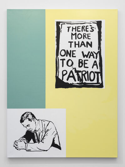 Marinella Senatore, 'There is more than one way to be a patriot #2', 2017