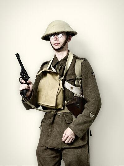 Jim Naughten, 'British WW1 Soldier', 2008