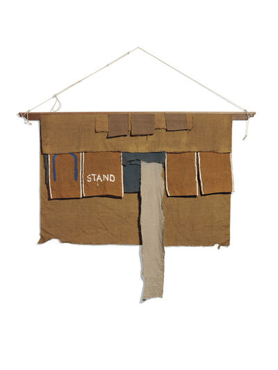 Barry Flanagan, 'Stand', 1976