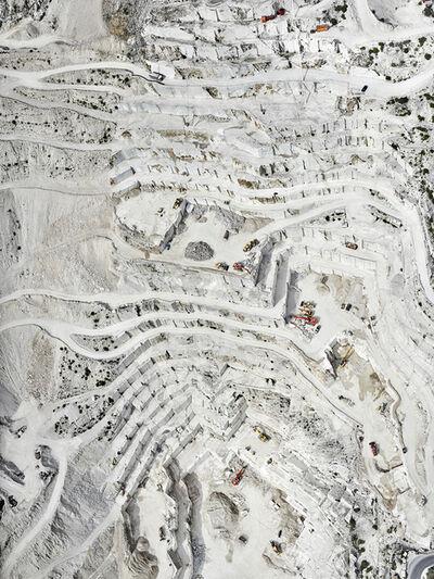 David Burdeny, 'Cava Bianco IV, Carrara Italy', 2018