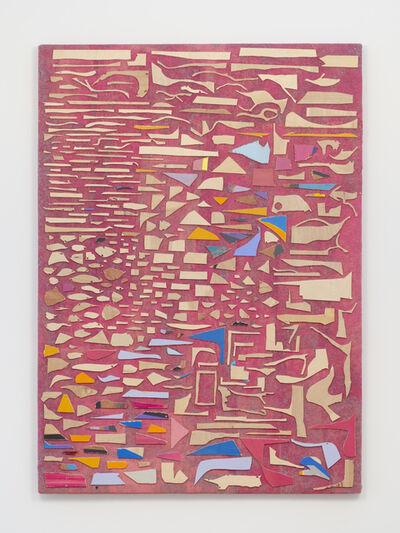 Lisi Raskin, 'Pink Parts', 2018-2019