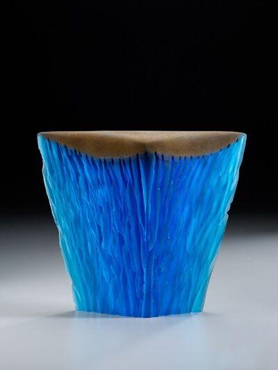 Alex Gabriel Bernstein, 'Blue Pour'