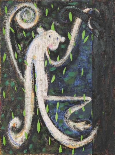 Antone Könst, 'Monkey in Tree', 2018-2019