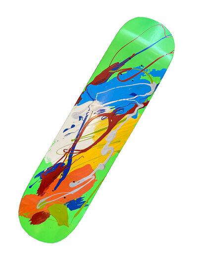 Elena Bulatova, 'Skateboard XV', 2020