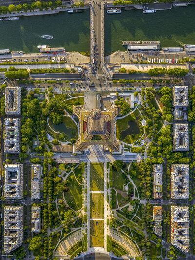 Jeffrey Milstein, 'Eiffel Tower 7', 2019
