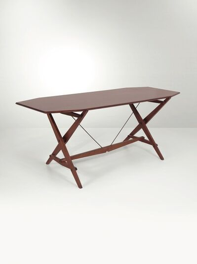Franco Albini, 'A Cavalletto TL2 table', 1950 ca.