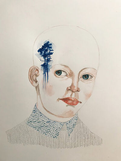 Anne Siems, 'Forest Lover II', 2020