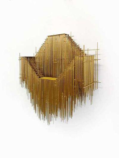 David Moreno, 'Subir o bajar II', 2019