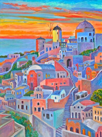Thelma Appel, 'Santorini II', 2014