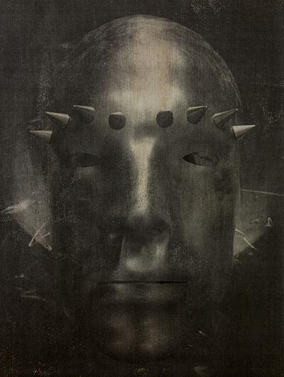 Tobias Bernstrup, 'Rainbow Warrior (Mask)', 2020