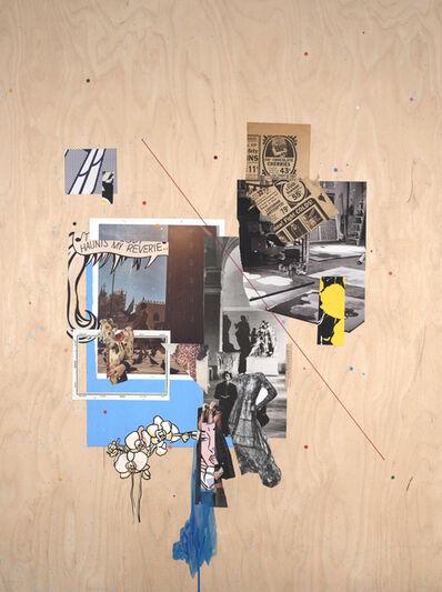 Emily Hoerdemann, 'Azure (Sturtevant)', 2019