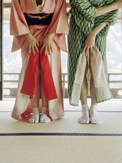 Pixy Yijun Liao, 'open kimono', 2018