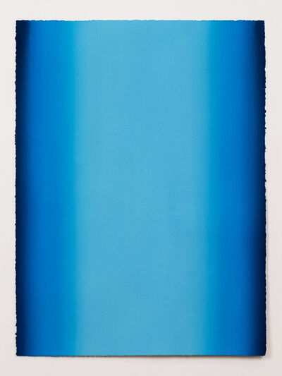 Ruth Pastine, 'Depth, Blue 11', 2020