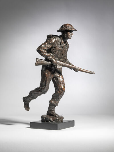 David Williams-Ellis, 'D-Day Soldier VII', 2019