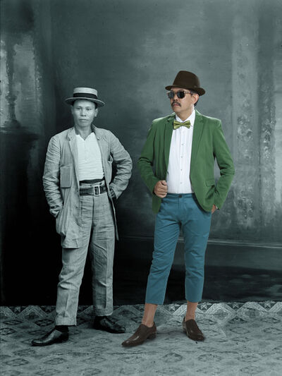 Dow Wasiksiri, 'Fashion Moment', 2013