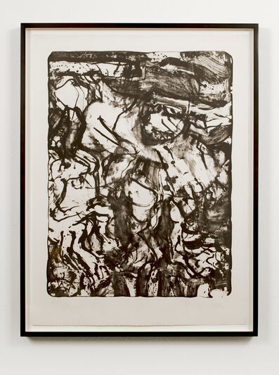 Willem de Kooning, 'The Preacher', 1971