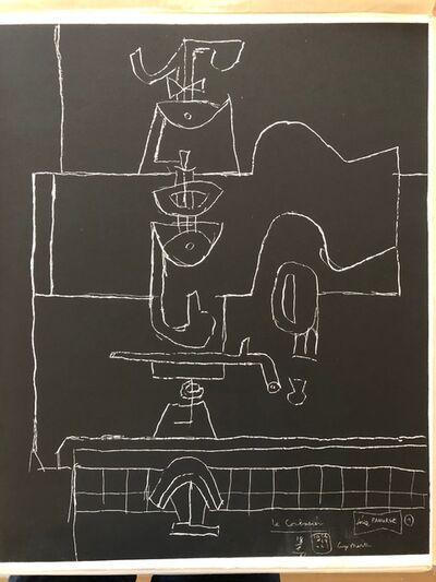 Le Corbusier, 'La Dive B ', 1962