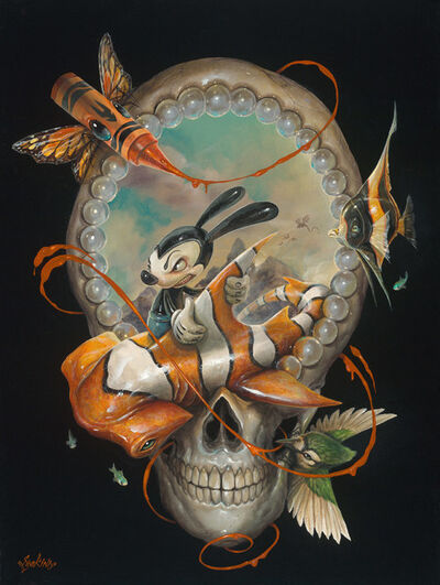 Greg 'Craola' Simkins, 'The Summer Vacation', 2013