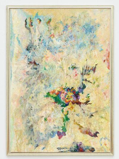 Bernard Schultze, 'In der Perlmutt-Luft', 1993