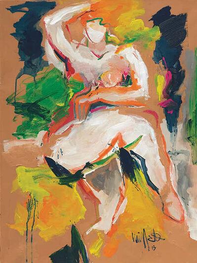 Missak Terzian, 'Woman in Mykonos', 2013
