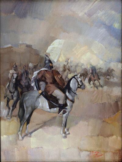 "Ali Al Sabouni, '""Salah ElDin Al Ayoubi"" صلاح الدين الأيوبي', 2009"