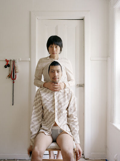 Pixy Yijun Liao, 'Try to live like a pair of Siamese twins II', 2009