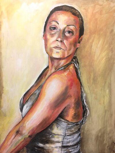 Elizabeth Caputo, 'Portrait of Melissa', 2020