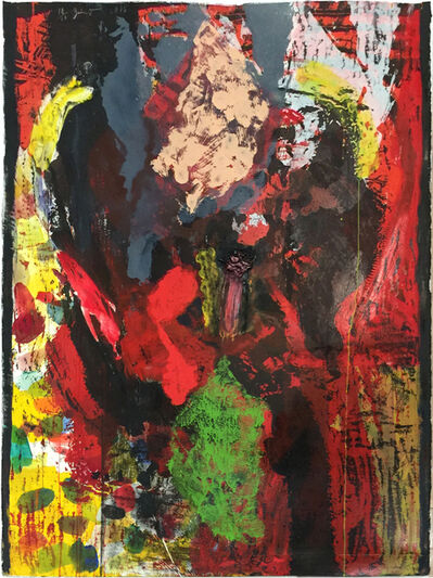 Jim Dine, 'Long, Very Long in the Tooth', 2015