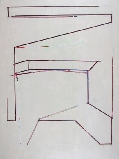 Richard Cloutier, 'The Organized Trips No. 1', 2017
