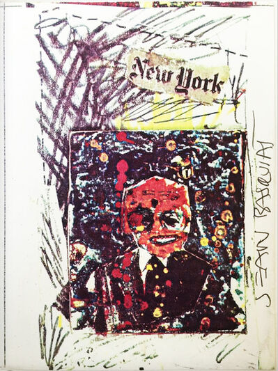 Jean-Michel Basquiat, 'Untitled (New York)', 1978