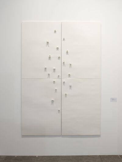 Giuseppe Penone, 'Ventuno Unghiate', 1988
