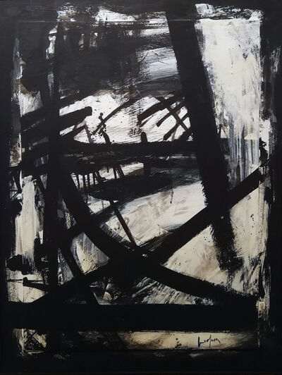 Emilio Vedova, 'Untitled', 1972