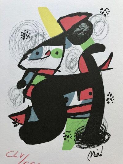 Joan Miró, 'La Mélodie Acide XI', 1983