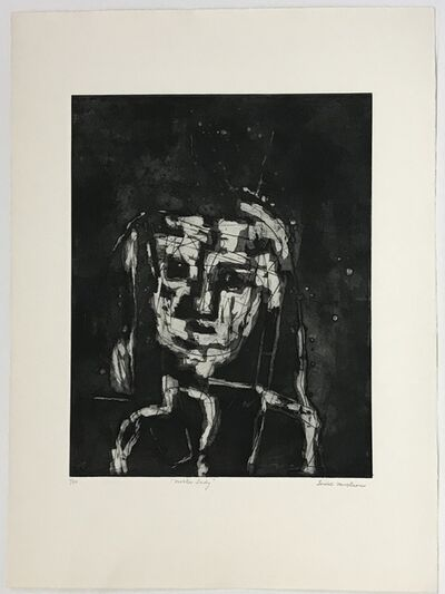 Louise Nevelson, 'Noble Lady (only avail. with portfolio of 23) ', 1965-66