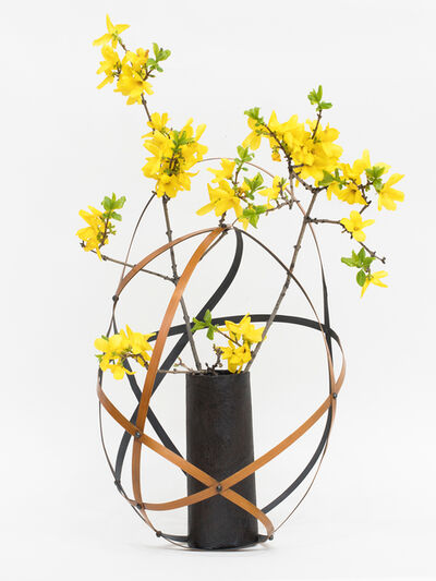 Jiro Yonezawa, 'Flower Basket (Collaboration with Daniel Niles)', 2018