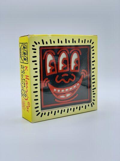 Keith Haring, 'Pop Shop Radio (Black)', 1985
