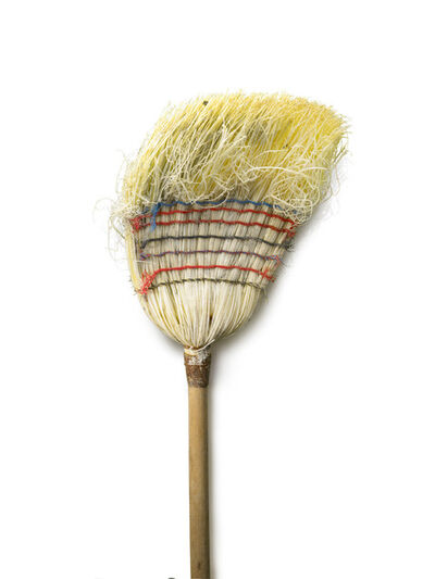 Chuck Ramirez, 'Broom Series: Untitled (Pale Yellow)', 2007-2011