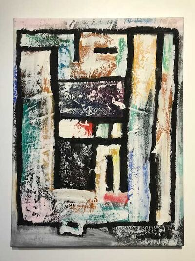 Hamed Abdalla, 'Talisman', 1958