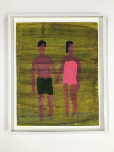Katherine Bradford, 'Couple', 2018