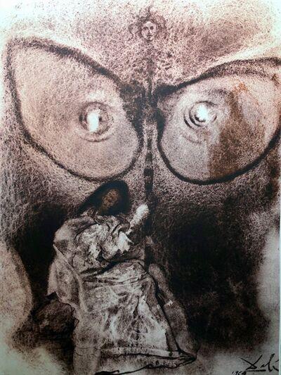 Salvador Dalí, 'Before You Came Out From The Womb I Sanctified You, 'Antequam Exires De Vulva Sanctificavi Te', Biblia Sacra', 1967