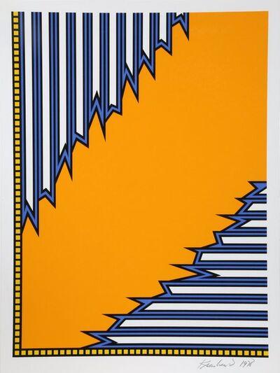 Nicholas Krushenick, 'Long Beach', 1978