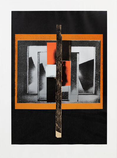 Louise Nevelson, 'Untitled', 1984