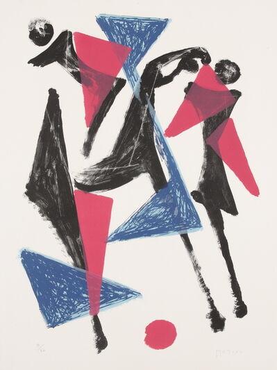 Marino Marini, 'Le Cheval au Manege', 1953