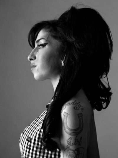 Bryan Guy Adams, 'Amy Winehosue (Portrait)', 2010